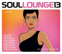 Soul Lounge 13--CD