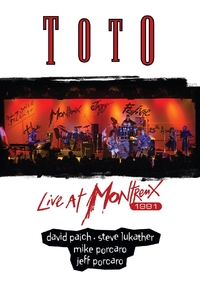 Toto - Live At Montreux 1991-DVD