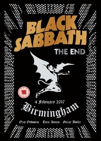 Black Sabbath - The End Live F/T Genting Arena)-DVD