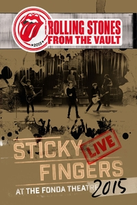 The Rolling Stones - Sticky Fingers Live At The Fonda Theater-DVD