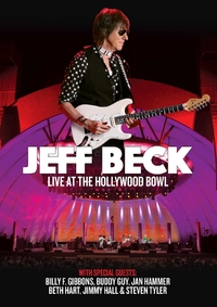 Jeff Beck - Live At The Hollywood Bowl-DVD