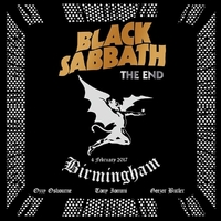 The End Live From Birmingham)-Black Sabbath-CD