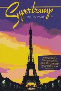 Supertramp - Live In Paris 1979-DVD