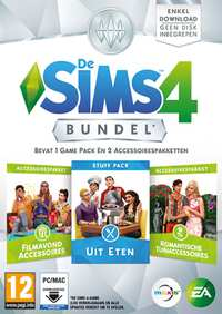 De Sims 4: Bundle Pack 5 (Windows)-PC CD-DVD