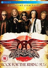 Aerosmith - Rock For The Rising Sun Live)-DVD
