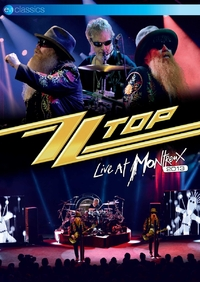 ZZ Top - Live At Montreux 2013-DVD