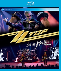 ZZ Top - Live At Montreux 2013-Blu-Ray