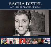 8 Classic Albums -Digi--Sacha Distel-CD