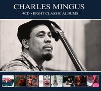 8 Classic Albums.. -Digi--Charles Mingus-CD