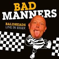 Balheads Live.. -CD+DVD--Bad Manners-CD