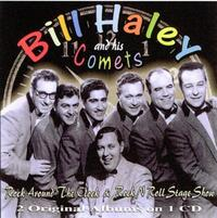 Rock Around Clock & Rock N Roll Sta-Bill Haley & The Comets-CD