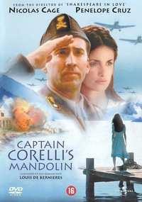 Captain Corelli's Mandolin-DVD