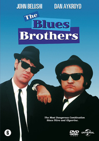 The Blues Brothers (1980)-DVD