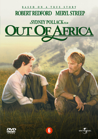 Out Of Africa-DVD