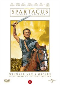 Spartacus-DVD