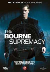 The Bourne Supremacy-DVD