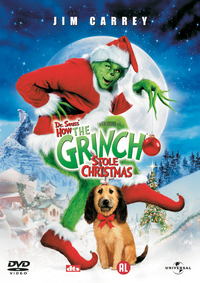 How The Grinch Stole Christmas-DVD