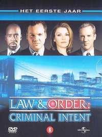 Law & Order C.I. - Seizoen 1-DVD