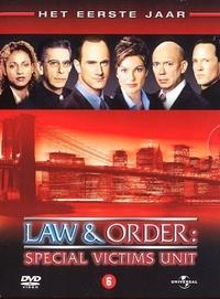 Law & Order S.V.U. - Seizoen 1-DVD