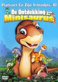 Platvoet En Zijn Vriendjes 11 - De Ontdekking Van De Minisaurus-DVD