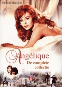 Angélique Box / De Complete Serie-DVD