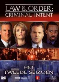 Law & Order C.I. - Seizoen 2-DVD