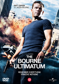 The Bourne Ultimatum-DVD
