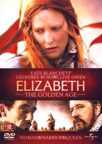 Elizabeth: The Golden Age-DVD