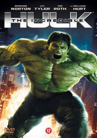 The Incredible Hulk (2008)-DVD