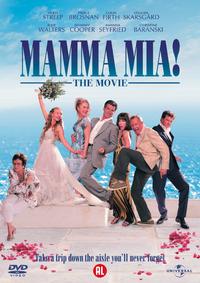 Mamma Mia! The Movie-DVD