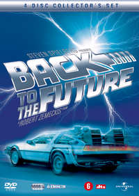 Back To The Future Trilogy - 4 Disc Collector's Set-DVD