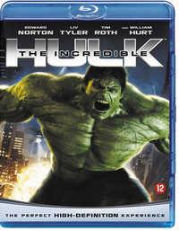 The Incredible Hulk (2008)-Blu-Ray