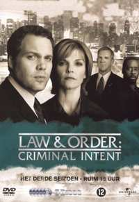 Law & Order C.I. - Seizoen 3-DVD