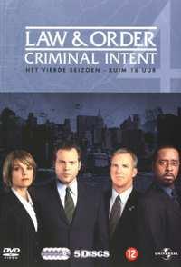 Law & Order C.I. - Seizoen 4-DVD