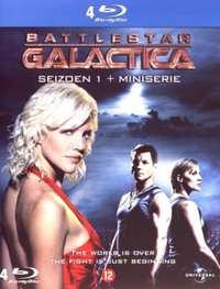Battlestar Galactica - Seizoen 1-Blu-Ray