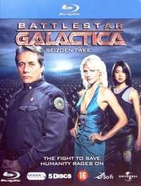 Battlestar Galactica - Seizoen 2-Blu-Ray
