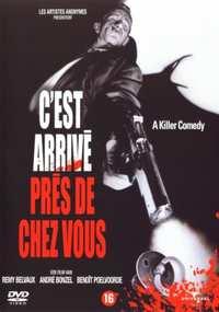 C'Est Arrive Pres De Chez Vous-DVD