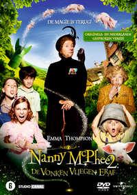 Nanny McPhee 2 - De Vonken Vliegen Eraf-DVD