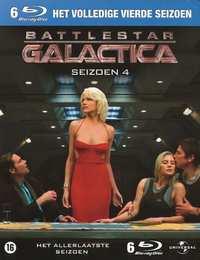 Battlestar Galactica - Seizoen 4-Blu-Ray