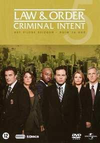 Law & Order C.I. - Seizoen 5-DVD