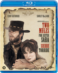 Two Mules For Sister Sarah-Blu-Ray
