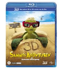 Sammy's Avonturen - De Geheime Doorgang (3D En 2D Blu-Ray)-3D Blu-Ray