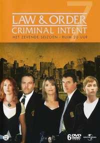 Law & Order C.I. - Seizoen 7-DVD