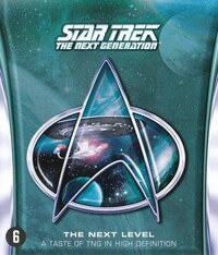 Star Trek: The Next Generation - The Next Level: A Taste Of TNG In HD-Blu-Ray