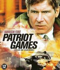 Patriot Games-Blu-Ray