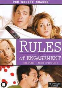 Rules Of Engagement - Seizoen 2-DVD