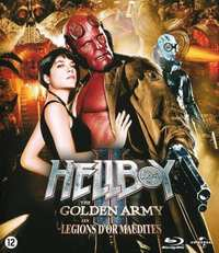 Hellboy 2 - The Golden Army-Blu-Ray