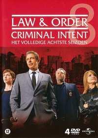 Law & Order C.I. - Seizoen 8-DVD