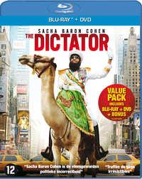 The Dictator (Blu-Ray + DVD)-Blu-Ray