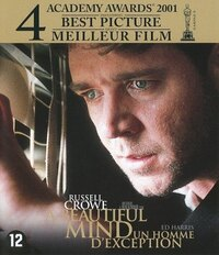 A Beautiful Mind-Blu-Ray